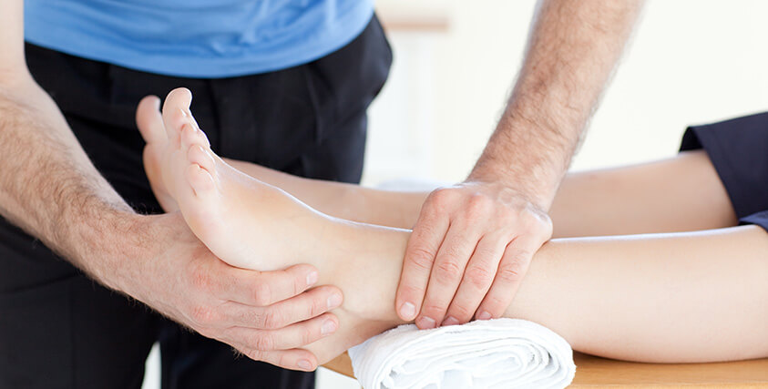 Foot & Ankle Pain Relief Springfield Monett MO