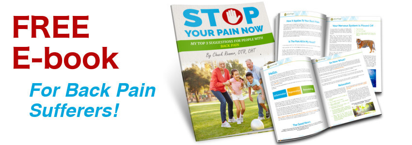 Download ebook back pain free